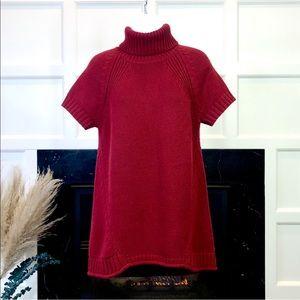 DEREK LAM Cashmere Knit Turtleneck Sweater